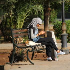 Marocká dívka