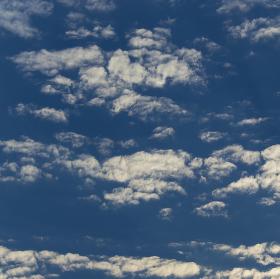 nebe je krásné