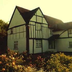 Anglický domeček