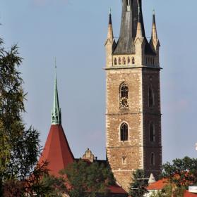 Čáslavský kostel