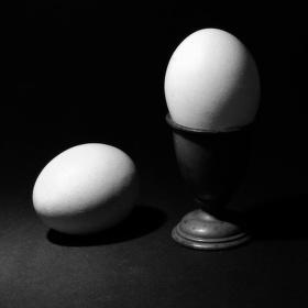 Zátiší s vejci