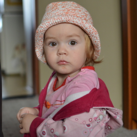 princezna v kloboučku