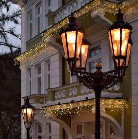 Lázeňské lampy
