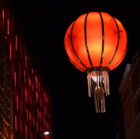 Světlo nad Čínou