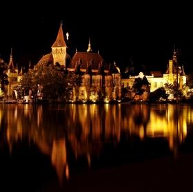 Krásy Budapešti