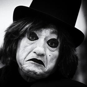klaunův žal