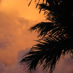 před bouří
