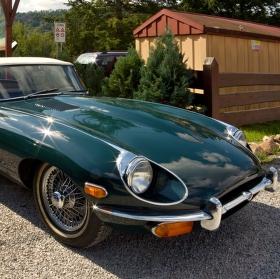 Jaguar E Type ´68 mark II