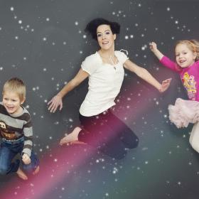 rodinná galaxie