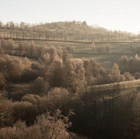 Podzim v Kašperkách
