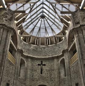 Neratov church HDR