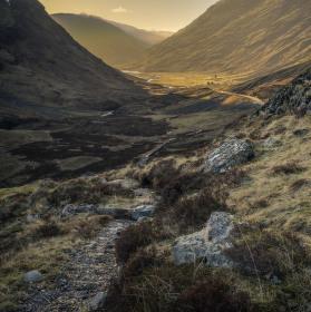 Glencoe, Skotské výšiny | workshop fotografie