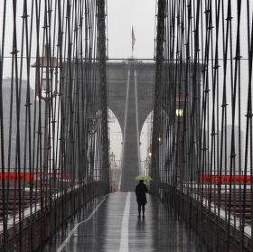 Deštivo v NY II.