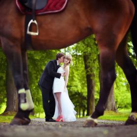 Šťastní i pod koněm