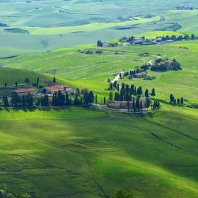 Toscana Itali 2015