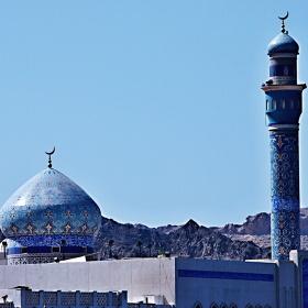 Mešita v Muscatu