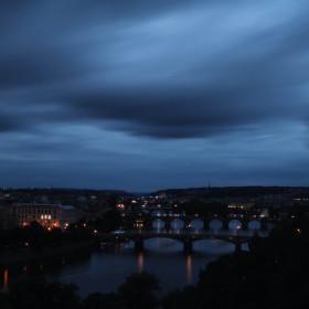 Vltava a její mosty 2