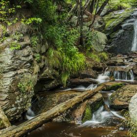 Helenčin vodopád