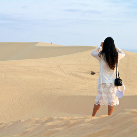 Bílé duny, Vietnam