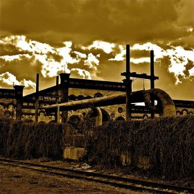 Černovice industrial