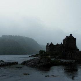 Na tom hradě straší