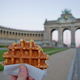 Krásy Belgie