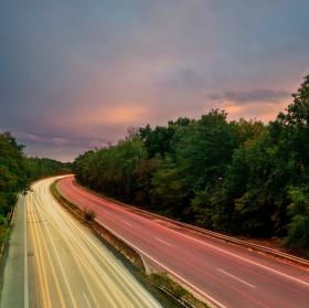 Na dálnici