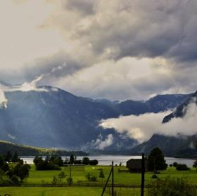 Tam, kde se tvoří mraky