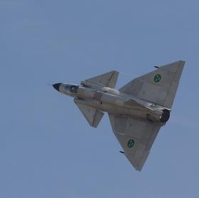 Saab 37 Viggen - Dny NATO