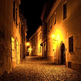 Jihlava Škrétova ulice