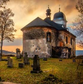 Filiální kostel sv. Matouše
