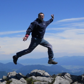 Radost na horách