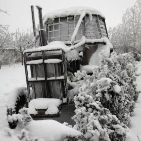Krutá zima 1