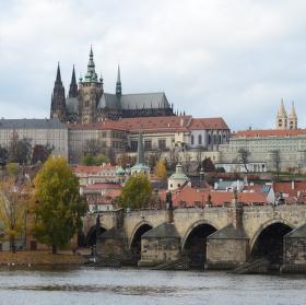 Praha turisticky klasická