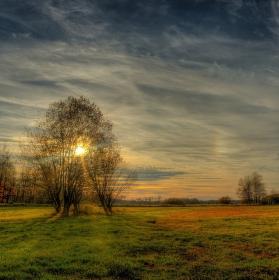 V záři Slunce
