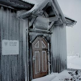 Kaplička na Sněžce