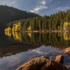 Šumava - Černé jezero 2