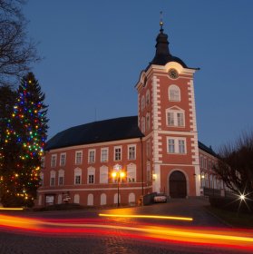 Vánoční pozdrav z Kamenice nad Lipou