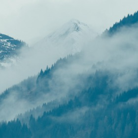Alpské vrchy