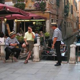 Život v Benátkách