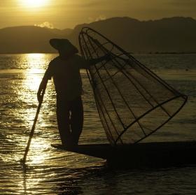 Rybářské umění