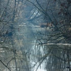 Cesta Kyjovky z Jarohněvického rybníka