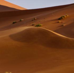 Žhavá Namib