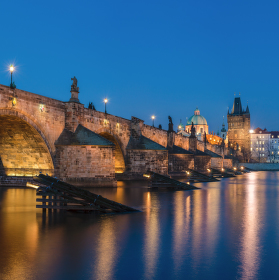 Když Praha usíná
