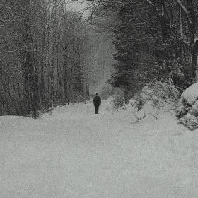 V zimě se procházeje