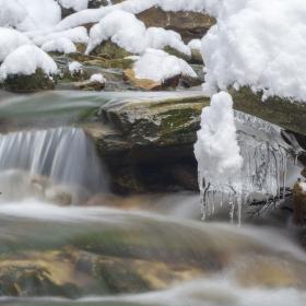 Sněhové čepičky