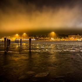 Zamrzlý prístav