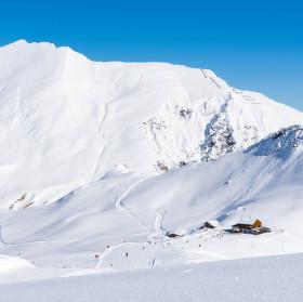 Alpská bouda