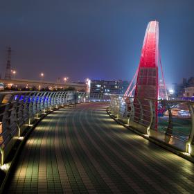 Taipei Rainbow Bridge
