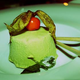 Ice cream Green Tea